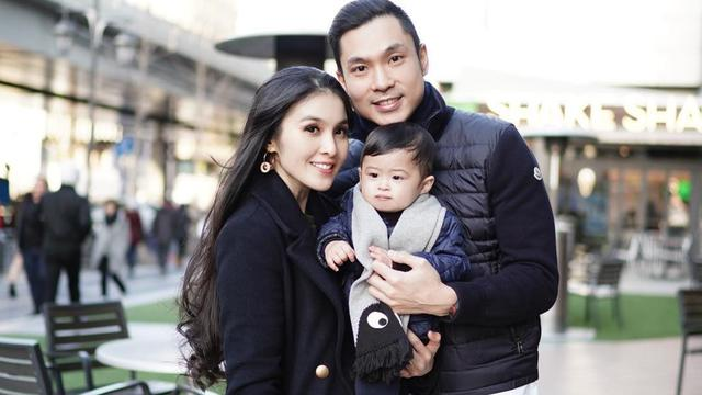 [Fimela] Sandra Dewi