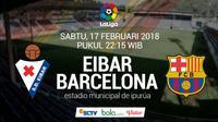 La Liga_Eibar vs Barcelona (Bola.com/Adreanus Titus)
