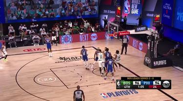 Berita Video 10 Aksi Terbaik NBA 22 Agustus 2020, Salah Satunya Slam Dunk Donovan Mitchell