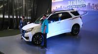 Terios Custom adalah salah satu strategi untuk meramaikan segmen SUV.