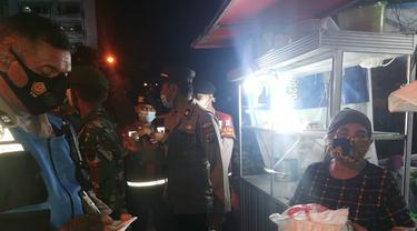 Patroli Skala Besar di Medan