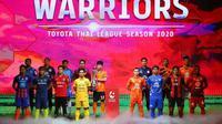 Thai League kembali memulai musim 2020 pada 12 September mendatang setelah disetujui oleh petinggi liga dan pemerintah Thailand. (dok. Thai League)