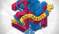 Jargon ulang tahun ke-34 Arema: Solidarity. (Arema FC)