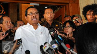 Jaksa Agung Umumkan Lima Nama Capim KPK dari Kejagung