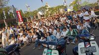 Komunitas Motor Pelajar Classic (Lodra/Bukalapak.com)