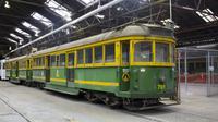 Trem yang akan dijual oleh Melbourne, Australia. (VicTrack)