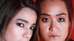 Terkait laporan yang telah dilayangkan beberapa waktu lalu, Melodya Vanesha sudah menutup pintu damai bagi teman dekatnya tersebut. Hal itu dikatakan oleh kuasa hukumnya Roni Sapulette. (Febio Hernanto/Bintang.com)