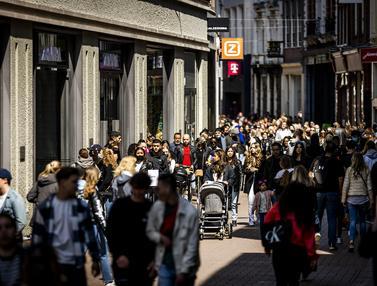 Belanda Longgarkan Pembatasan Ketat Terkait Covid-19