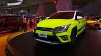 Modifikasi Toyota Yaris (Foto: Liputan6/Rio A).