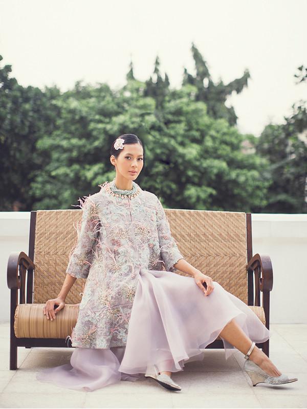 Koleksi Eksklusif Gaun Gaun Mewah Dan Elegan Dari Biyan Fashion