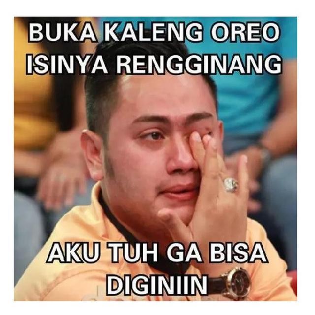 Deretan Meme Kocak Lebaran Pernah Mengalami Citizen6 Liputan6