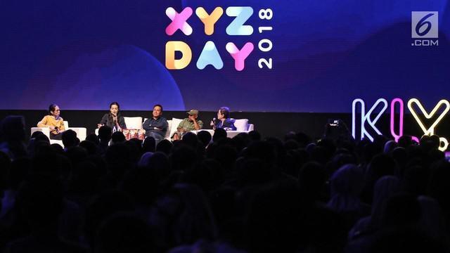 Lewat XYZ Day, Ody Mulya mengaku mendapat banyak wawasan baru.