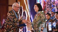 Kemenko PMK raih penghargaan opiniwajar tanpa pengecualian (WTP) selama lima tahun berturut-turut pada periode 2013-2017.