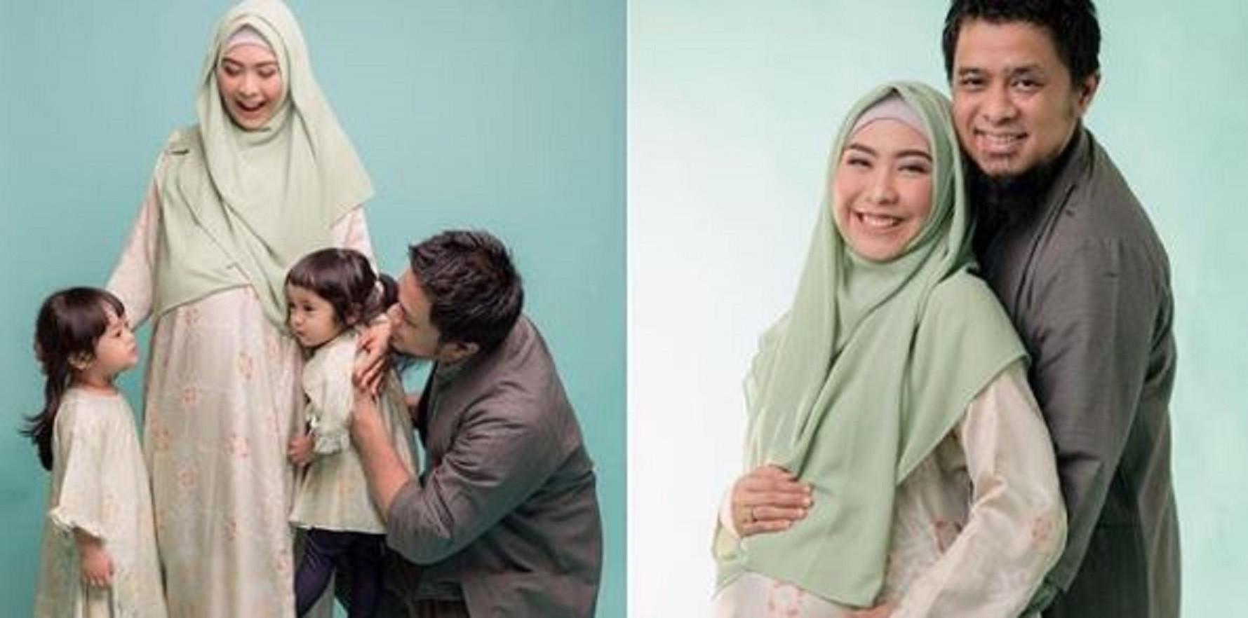 Oki Setiana Dewi dan Ory Vitrio (Instagram/@okisetianadewi)
