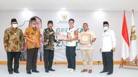 Bersama BAZNAS, SiCepat Bagikan 700 Paket Sembako di Jabodetabek