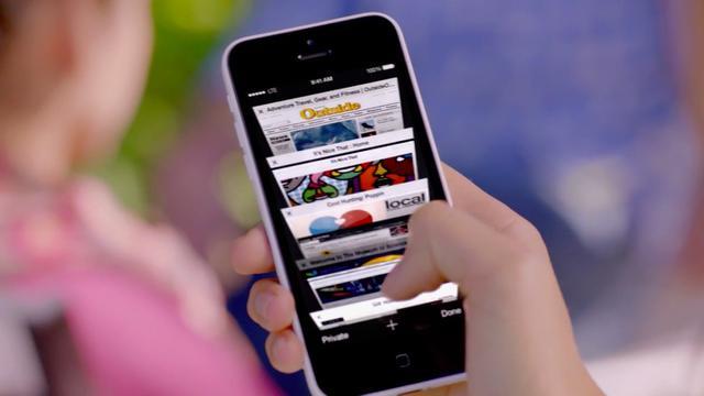 Browser di iPhone
