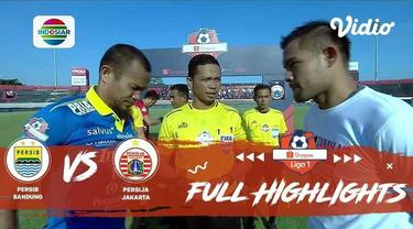 Berita Video Highlights Shopee Liga 1 2019, Persib Bandung Vs Persija 2-0