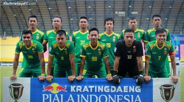 Jelang Kick Off Liga 2, Sriwijaya FC Rekrut 7 Pemain Baru