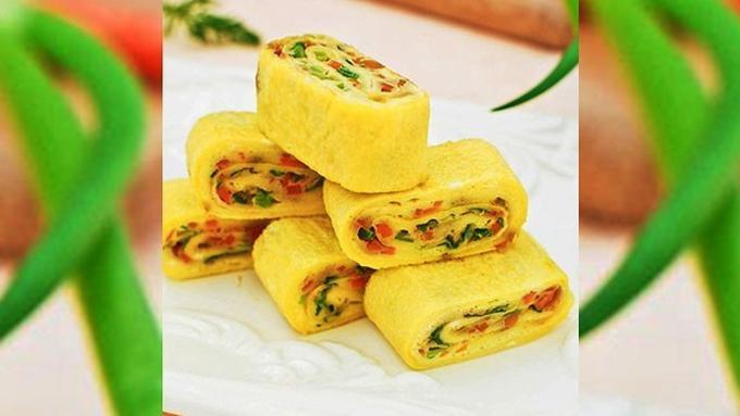 Resep Sahur Praktis Telur Dadar Gulung Sayuran Lifestyle
