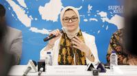 Kepala BPOM Penny Lukito menerangkan soal penarikan ranitidin di Indonesia. (Foto: Humas BPOM)