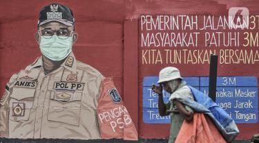 PSBB Transisi DKI Jakarta Diperpanjang