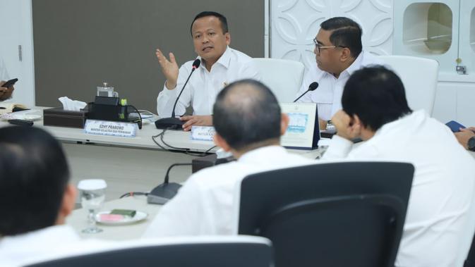 KPK: Total 17 Orang Ditangkap dalam OTT Menteri Edhy Prabowo