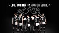 Tanding di Riyadh, Juventus Pakai Jersey Bahasa Arab (Dok Juventus)