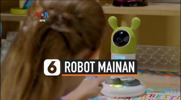 robot mainan