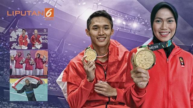 Banner Banjir Bonus Atlet Asian Games 2018