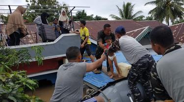 Bengkulu Dikepung Banjir Dan Tanah Longsor