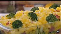 Resep makaroni brokoli keju. (dok. Instagram @asli_masako/https://www.instagram.com/p/CNrsuXDAP7b/Dinny Mutiah)