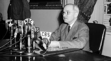 Presiden ke-33 AS Harry S. Truman