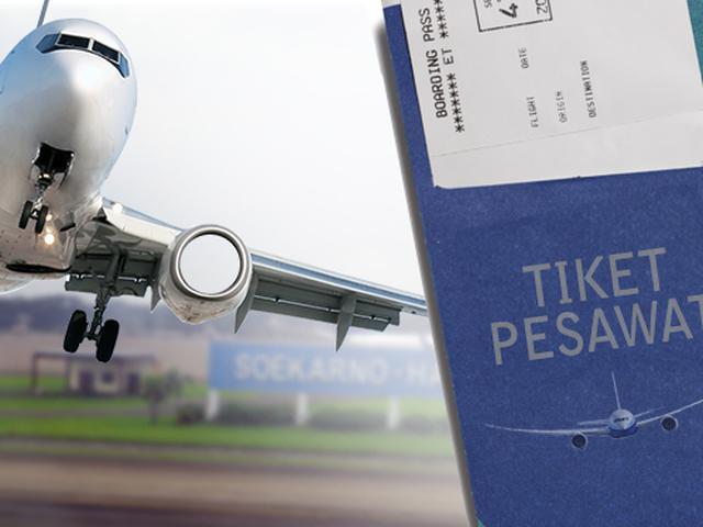 Maskapai Kompak Turunkan Harga Tiket Pesawat Rute Domestik
