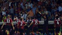 Parma vs AC Milan (FILIPPO MONTEFORTE / AFP)