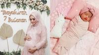 7 Potret Perjalanan Kehamilan Anak Ketiga Mama Lita, Penuh Memori Indah (sumber: Instagram.com/yulitamci5real)