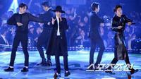 WINNER mengungkapkan diri sebagai boy band pendatang baru yang patut diperhitungkan dengan meraih kemenangan di MelOn Awards 2014.