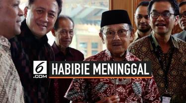 Pemerintah meminta seluruh masyarakat untuk mengibarkan bendera setengah tiang sebagai pernyataan duka bangsa Indonesia atas meninggalnya Presiden ke-3 RI Bacharuddin Jusuf Habibie atau BJ Habibie.