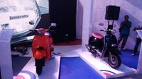 Lambretta V200 dan V125 (Dian/Liputan6.com)