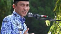 Bupati Kabupaten Gorontalo Nelson Pomalingo (Arfandi Ibrahim/Liputan6.com)