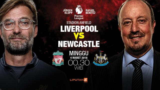 5 Fakta Menarik Jelang Liverpool Vs Newcastle United Bola Liputan6 Com