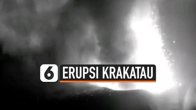 erupsi krakatau