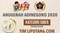 Liputan6.com Raih Anugerah Adinegoro 2020