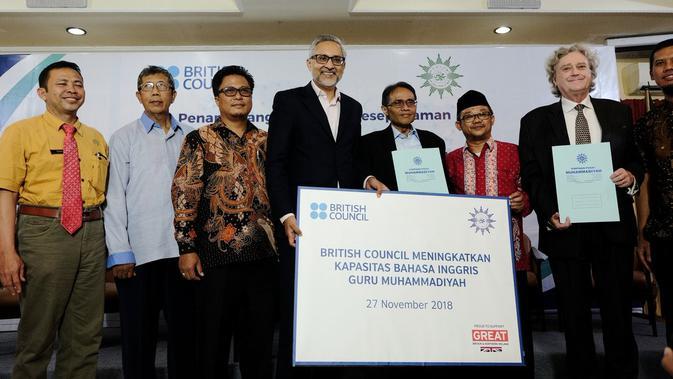 Berharap Sekolahnya Bertaraf Internasional, Muhammadiyah Gandeng British Council