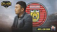 Kolom Olah Bolacom Ariful Azmi Usman - Kompetisi dan Regenerasi di Persiraja (Bola.com/Adreanus Titus)