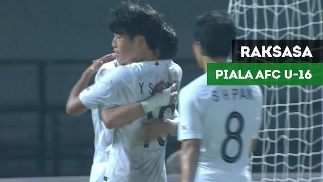 Berita video Korsel (Korea Selatan) U-16 yang menjadi raksasa di Piala AFC U-16 2018 dan berpeluang dihadapi Timnas Indonesia U-16, bila menjadi runner-up Grup C.