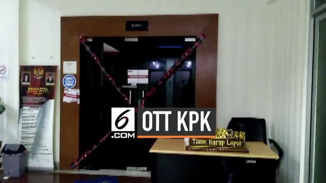 KPK membenarkan telah dilakukannya OTT terhadap satu kepala daerah di Sumatera Selatan. Disaat yang bersamaan, ruang kerja Bupati Muara Enim telah disegel KPK.