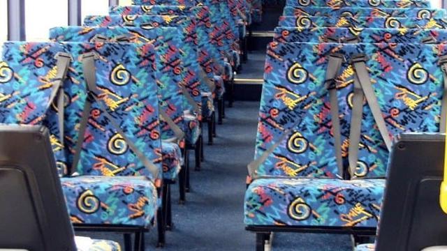 Ini Alasan Menarik Mengapa Kursi Bus Dibuat Bermotif