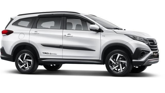 All New Toyota Rush Mengadang Honda Br V Bertekuk Lutut Otomotif