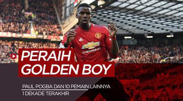 Peraih Golden Boy. (Bola.com/Dody Iryawan)
