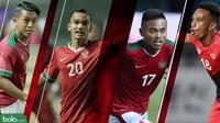 Trivia Winger Ganas Timnas Indonesia (Bola.com/Adreanus Titus)